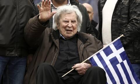 Μίκης Θεοδωράκης: Παρέμβαση του γιου του για την κηδεία - «Θα σεβαστούμε την επιθυμία του πατέρα»