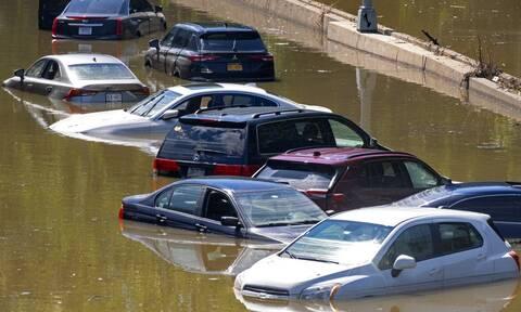 Τυφώνας Άιντα: Στους 46 οι νεκροί - Μεγάλες καταστροφές σε Νέα Υόρκη και Νιου Τζέρσεϊ