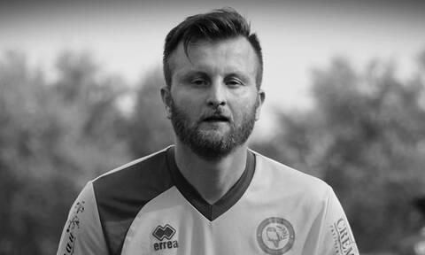 Θρήνος στο ελληνικό ποδόσφαιρο: Νεκρός ο 36χρονος Κώστας Αργυρόπουλος – «Έσβησε» στην προπόνηση