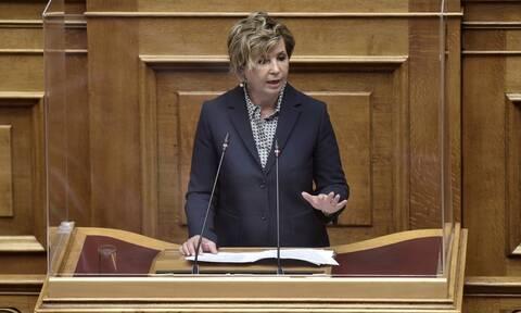 Γεροβασίλη στο Newsbomb.gr: Στην υπόθεση Αποστολάκη, ο Μητσοτάκης αποδείχθηκε κακός μαθητής