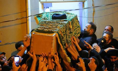 Ιράκ: Πέθανε ο αγιατολάχ Μοχάμεντ Σαΐντ Αλ Χακίμ