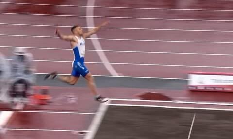 Παραολυμπιακοί Αγώνες: Ασημένιο μετάλλιο στο μήκος ο Προδρόμου