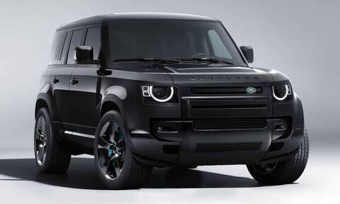 Land Rover Defender Bond edition είναι το Bond car που έχουμε ανάγκη