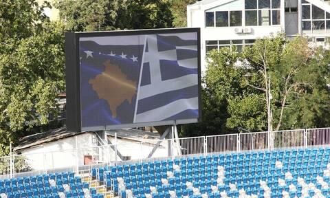 Εθνική ομάδα: Για την πρώτη νίκη στο Κόσοβο - «Να δείξουμε στο γήπεδο την ανωτερότητα μας» (vid+pic)