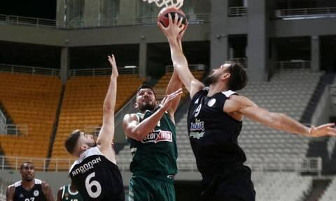 Παναθηναϊκός OΠΑΠ: Επικράτησε του ανταγωνιστικού Απόλλωνα με 78-76