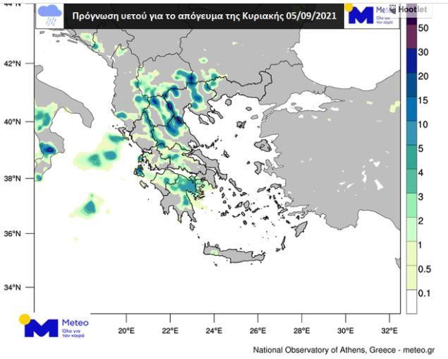 Κακοκαιρία: Ξεκίνησε η πρώτη φάση της επέλασής της από τα βόρεια - Πότε θα βρέξει στην Αττική