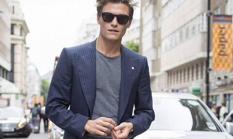 Πώς θα φορέσεις με στυλ ένα casual κουστούμι