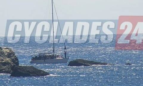 Φολέγανδρος: Συναγερμός στο Λιμενικό για σκάφος με μετανάστες