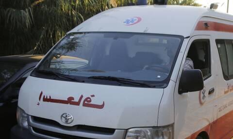 Τραγωδία στην Αίγυπτο: 12 νεκροί σε ανατροπή λεωφορείου στο Σουέζ