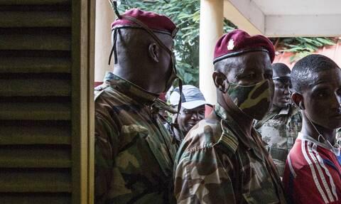Απόπειρα πραξικοπήματος στη Γουϊνέα