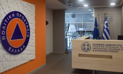 Υπουργείο Πολιτικής Προστασίας: Νέος υπουργός ο Χρήστος Στυλιανίδης με υφυπουργό τον Πτέραρχο Τουρνά