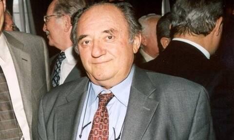 Πέθανε ο Παναγιώτης Κρητικός, πρώην αντιπρόεδρος της Βουλής και βουλευτής ΠΑΣΟΚ