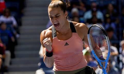 Μαρία Σάκκαρη: Πόσα χρήματα θα εισπράξει αν περάσει στους «8» του US Open