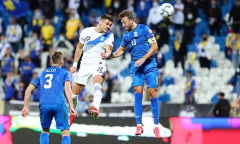 Κόσοβο – Ελλάδα 1-1: «Έμφραγμα» στο 92' – Τρίτη συνεχόμενη ισοπαλία για την Εθνική (videos)