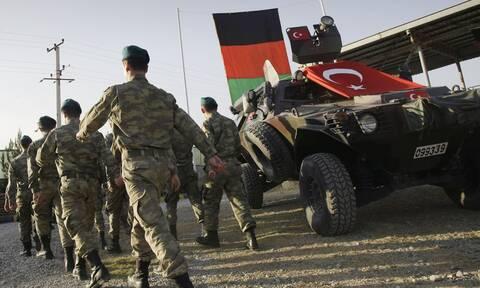 Το «παιχνίδι» της Τουρκίας στο Αφγανιστάν