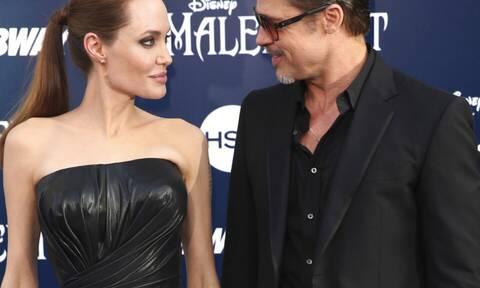 Jolie κατά Brad Pitt: «Φοβήθηκα για την ασφάλεια της οικογένειάς μου»