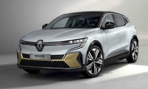 To νέο Renault Megane είναι αποκλειστικά ηλεκτρικό