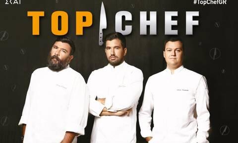 Top Chef: Πρεμιέρα για το ριάλιτι αλλά το Twitter δεν σταμάτησε να το συγκρίνει με το MasterChef (photos)