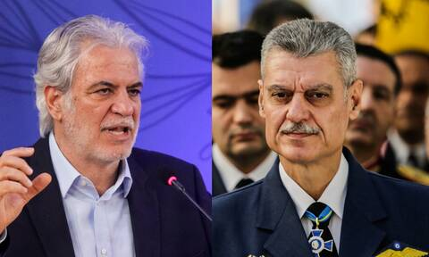 Χρήστος Στυλιανίδης: Ανακοινώθηκε ο υπουργός Πολιτικής Προστασίας - Υφυπουργός ο Ευάγγελος Τουρνάς