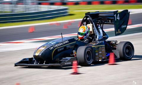 Αγωνιστική διάκριση για το ΑΠΘ: Επιτυχίες για την Aristotle Racing Team σε Τσεχία και Ουγγαρία