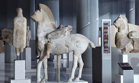 Μουσείο Ακρόπολης: «Ένα μουσείο ανοιχτό σε όλους»