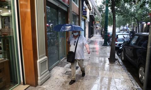 Καιρός: Πτώση της θερμοκρασίας την Τρίτη - Πού θα σημειωθούν τοπικές βροχές και ισχυροί άνεμοι