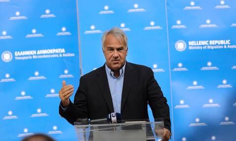 Βορίδης: Εξαιρετική επιλογή ενός σπουδαίου Έλληνα η υπουργοποίηση Στυλιανίδη