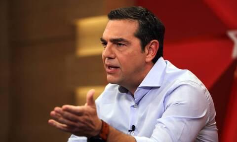 LIVE η συνέντευξη του Αλέξη Τσίπρα στο κεντρικό δελτίο ειδήσεων του «Open»