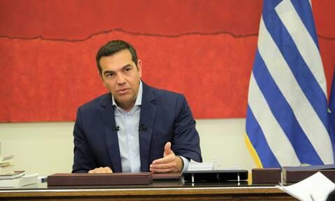 Τσίπρας: «Σύντομα ο κ. Μητσοτάκης θα προσφύγει στις κάλπες, δεν θα μπορεί να αντέξει τη φθορά του»