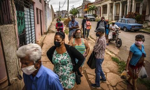 Κορονοϊός: H Κούβα θα ανοίξει πλήρως τα σύνορά της στις 15 Νοεμβρίου
