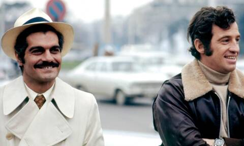 Ζαν Πολ Μπελμοντό: H «τρελή» καταδίωξη με τον Ομάρ Σαρίφ στα στενά του Πειραιά