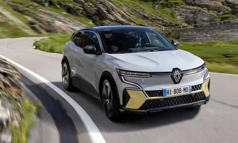 Επίσημο: Αυτό είναι το νέο ηλεκτρικό Renault Megane E-Tech