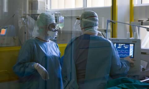 Ηράκλειο: Αχτίδα αισιοδοξίας για την έγκυο που νοσηλεύεται με κορονοϊό - Ανταποκρίνεται στη θεραπεία
