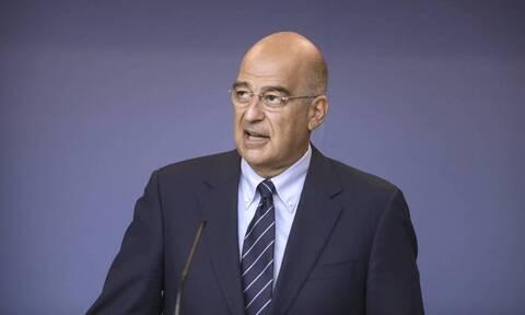FM Dendias in Tunisia - 100,000 vaccines will be transported