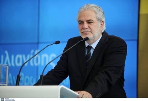 Χρήστος Στυλιανίδης: Πολιτογραφήθηκε ο νέος Υπουργός Πολιτικής Προστασίας