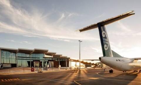 Ένα μικρό αεροδρόμιο της Νέας Ζηλανδίας κρύβει μία ιστορία αγάπης