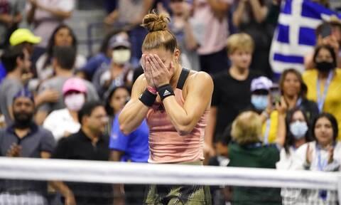 Μαρία Σάκκαρη: Τα χρήματα που εξασφάλισε ως τους «8» - Τα έπαθλα μέχρι τον τελικό του US Open