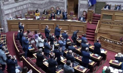 Ιωάννης Μπούγας: 157 βουλευτές της ΝΔ είναι εμβολιασμένοι ή έχουν νοσήσει