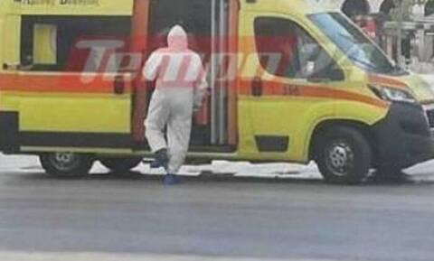 Πάτρα: Νεαρός με κορονοϊό το «έσκασε» από το νοσοκομείο Άγιος Ανδρέας - Τον εντόπισαν ώρες αργότερα