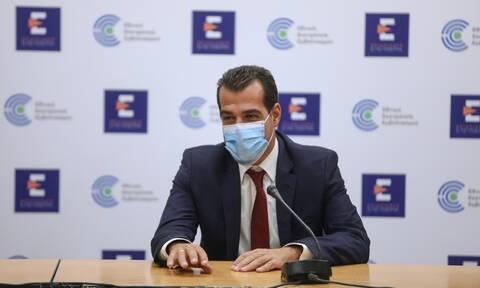 Πλεύρης: Πρόκληση για το κράτος δικαίου η στάση της αντιπολίτευσης για τα πλαστά πιστοποιητικά