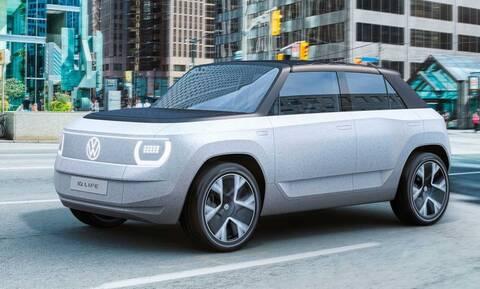 Το ID. Life δίνει μια αρχική εικόνα του ηλεκτρικού VW των 20.000 ευρώ