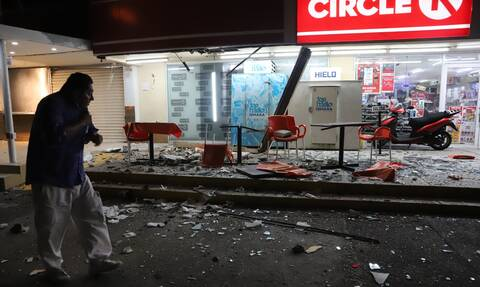 Mεξικό: Τουλάχιστον ένας νεκρός απο τον σεισμό των 7,1 Ρίχτερ
