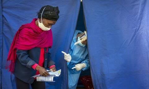 Έρευνα: Πώς επηρεάζει ο κορονοϊός τη μάχη κατά του AIDS, της φυματίωσης και της ελονοσίας