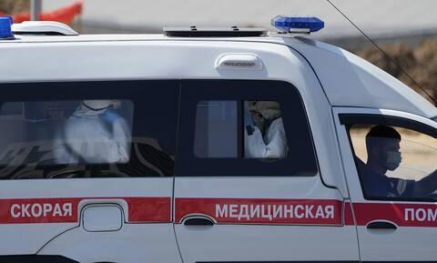 Έκρηξη σε πολυκατοικία κοντά στη Μόσχα – Τουλάχιστον τέσσερις τραυματίες