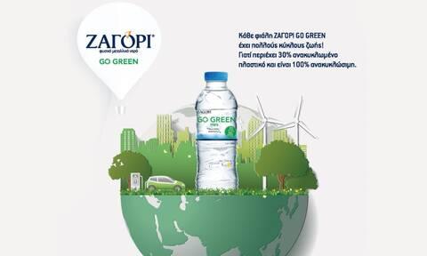 Όταν η έμπνευση να προστατεύσουμε το περιβάλλον έρχεται μέσα από τα προϊόντα που χρησιμοποιούμε