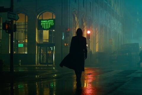 O Κιάνου Ριβς έπαθε «John Wick» στο teaser του νέου Matrix 4!