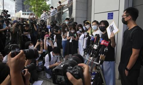 Νέες συλλήψεις ακτιβιστών του κινήματος για την δημοκρατία στο Χονγκ Κονγκ