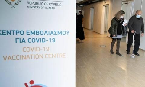 Κορονοϊός στην Κύπρο: Εμβολιάστηκε το 75,1% του ενήλικου πληθυσμού