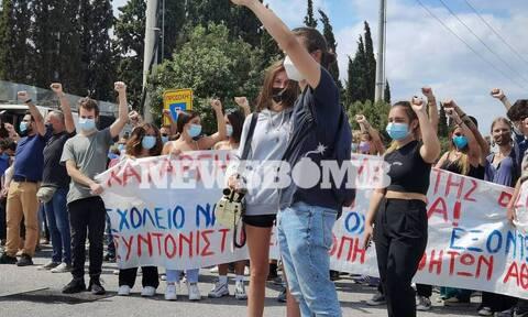 Греческие учителя выходят на забастовки