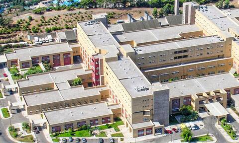 Νοσοκομείο Ρόδου: «Μπλακ άουτ» στην παροχή οξυγόνου - Χωρίς οξυγόνο 47 ασθενείς με κορονοϊό
